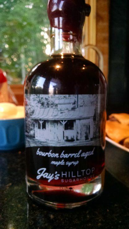 bourbonbarrelagedmaplesyrup